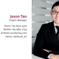 Jason Tan Strongerhead namecard