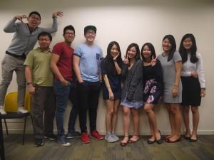 Fun photos with Jason Tan Strongerhead