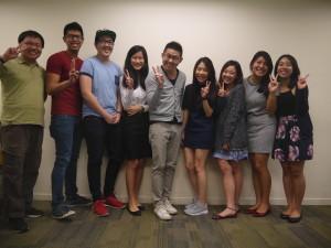 Jason Tan Lecturer Curtin Class photos