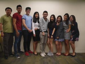 Jason Tan Strongerhead Curtin Class photo
