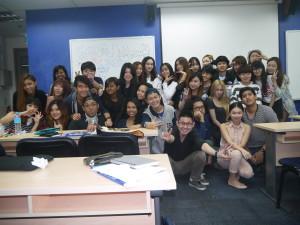 Take 2 looks more like a fun class
