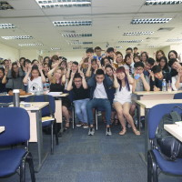 UCD BBS22 class photo with Strongerhead