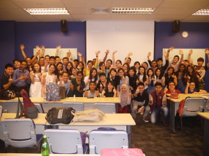 Mk0273 Grp A Jason Tan lecturer class photo