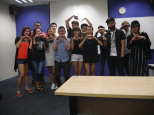 FTEM12 Marketing Class with Jason Tan Lecturer