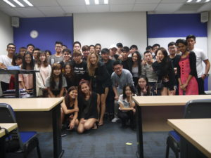 MComMM32 Marcom class with Jason Tan Strongerhead